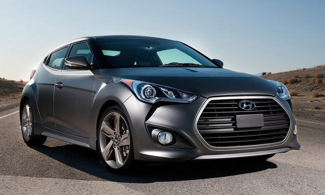 Toutes les nouveautés du Mondial 2012 - Hyundai Veloster Turbo : attendu