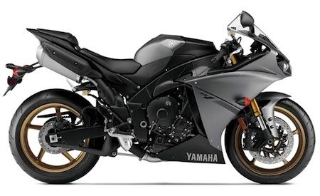 Nouveauté 2014: Yamaha R1