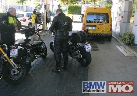 """Nouveauté 2014 : BMW """"NiteT"""" façon photos volées"""