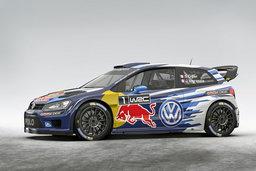 La silhouette générale et les feux rappellent la version civile. Ceci dit, la Polo WRC est aussi homologuée pour un usage routier.
