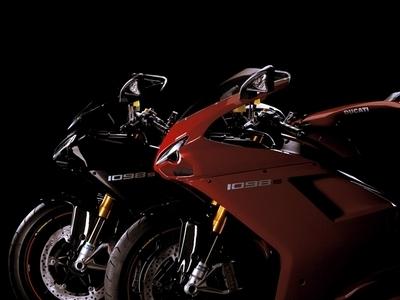 Ducati 1098 élue moto de l'année