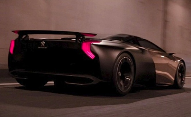 """Mondial de Paris 2012 - Peugeot Onyx Concept: une """"hypercar""""!"""