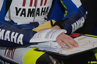 Moto GP - Test Jerez D.1: Rossi s'y remet