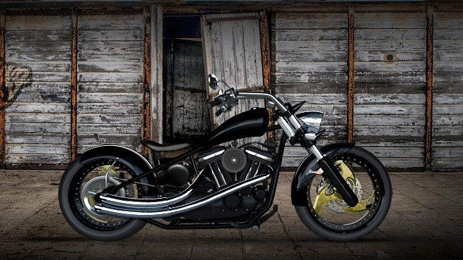 Insolite : fabriquer votre moto !