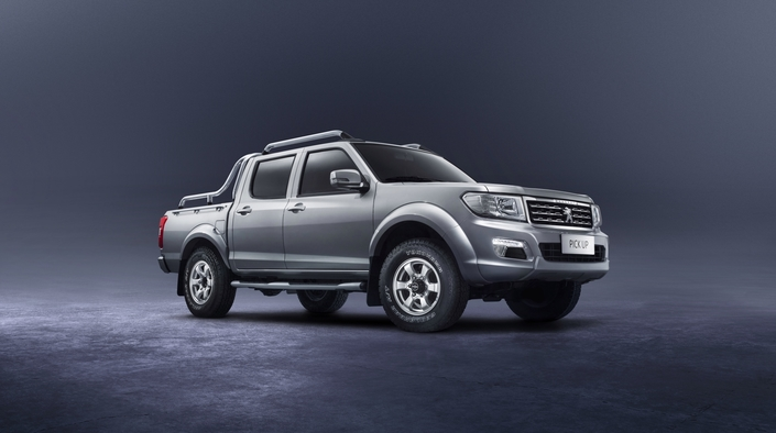 Peugeot lance un pick-up