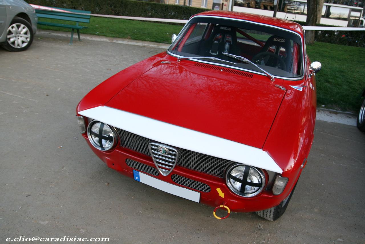 Photos du jour : Alfa-Roméo