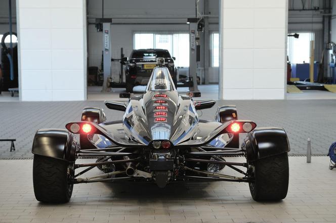 Bientôt une Formule Ford de route