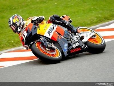 Moto GP - Allemagne D.1: Un nouveau moteur encore à cerner pour le HRC