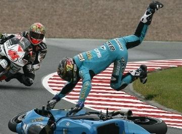 Moto GP - Allemagne D.1: Vermeulen n'arrange pas ses affaires