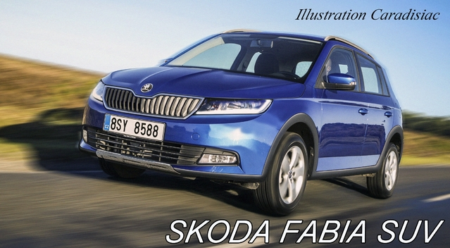 Skoda, un petit SUV pour 2019