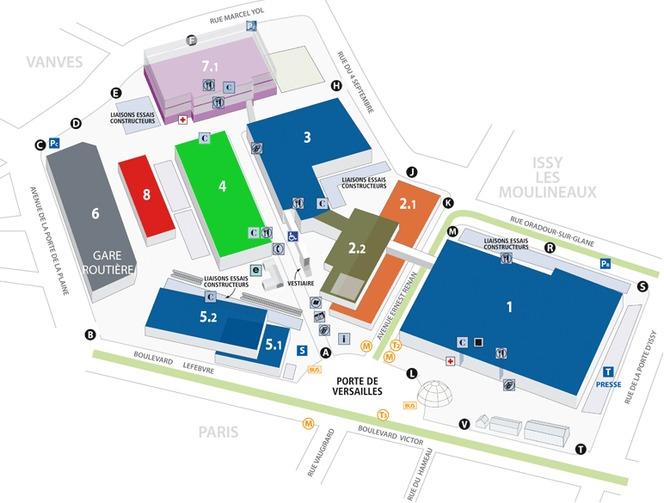 Mondial 2012 : retrouvez les guides de tous les stands