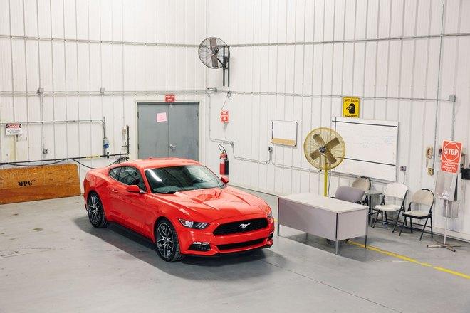 La nouvelle Ford Mustang se montre pour de bon