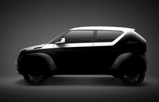 Salon de Genève 2015 - Suzuki iM-4 Concept, futur Jimny ?