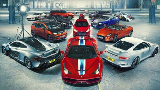 Top Gear déclare la Ford Fiesta ST, voiture de l'année 2013 !