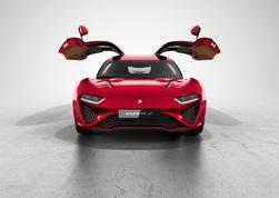 Salon de Genève 2015 - Quant F Concept, une idée qui a de la ressource