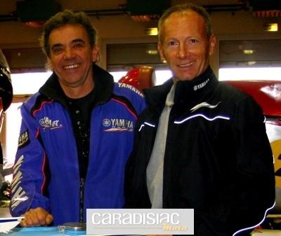 Interview de Christian Sarron: une passion intacte...