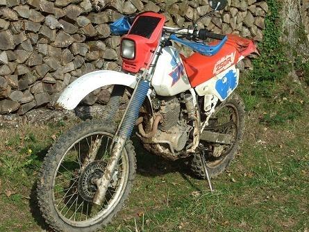 Présentation des deux motos