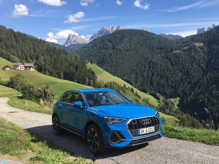 Prise en mains vidéo Audi Q3 : le sens de la famille