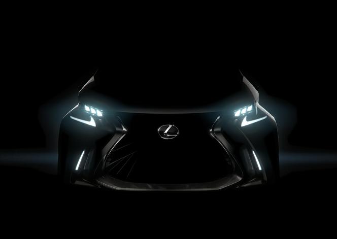 Salon de Genève 2015 - Lexus LF-SA Concept, future citadine de Segment A ?