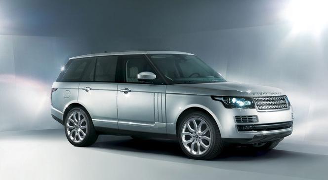 Toutes les nouveautés du Mondial 2012 - Land Rover Range Rover : mythique