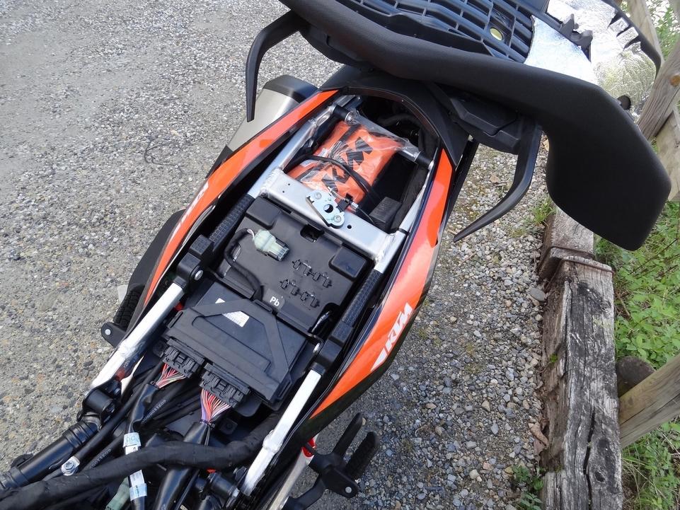 Essai KTM Adventure 1050 : dans la même lignée