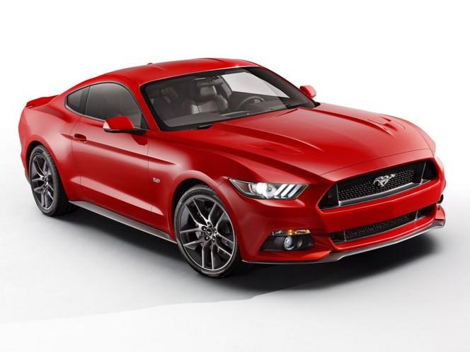 Nouvelle Ford Mustang : les photos et vidéos officielles