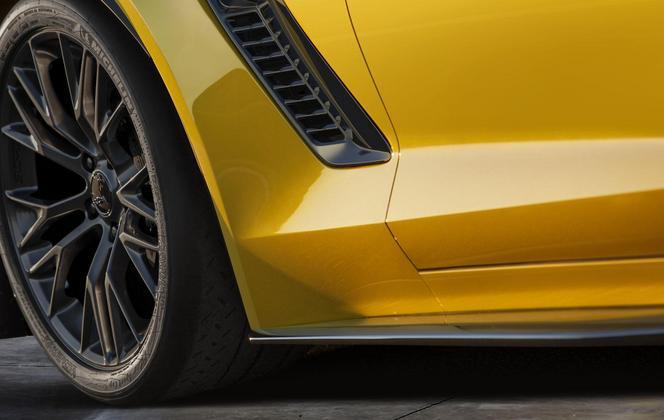 La nouvelle Chevrolet Corvette Z06 confirmée pour Detroit