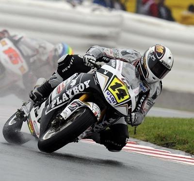 Moto GP - Allemagne D.2: Randy n'est pas resté sec
