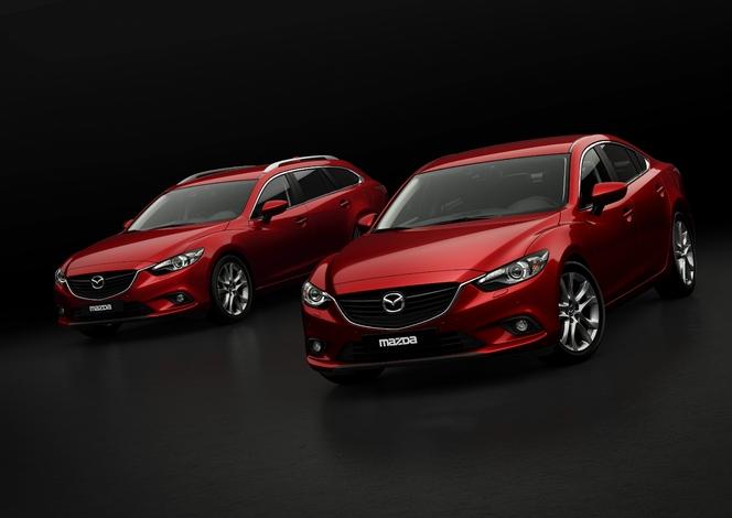 Toutes les nouveautés du Mondial 2012 - Mazda 6 : écologique