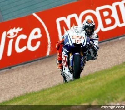 Moto GP - Allemagne D.2: Lorenzo a été zen