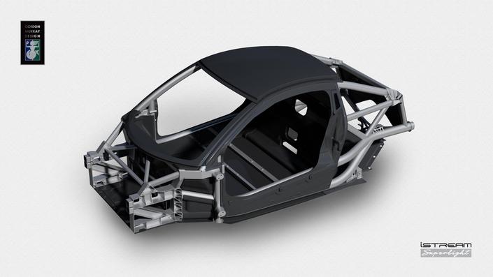 Le célèbre ingénieur Gordon Murray dévoile une sportive ultra légère