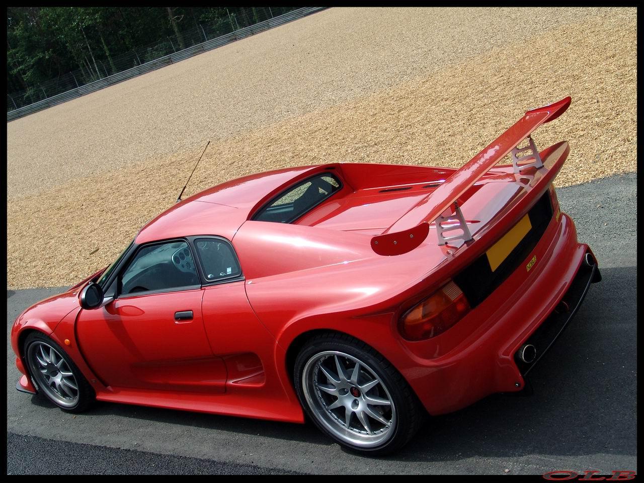 jour : Noble M12 GTO 3R.