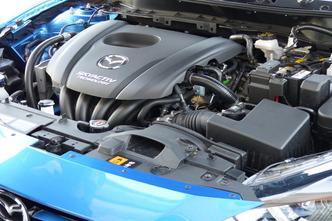 Nouvelle Mazda 2 : en avant-première, les photos de l'essai