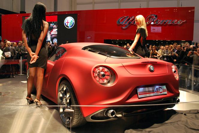 Alfa Romeo aux USA : pas pour demain