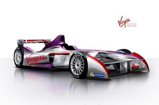 Virgin Racing de retour en... Formule E!