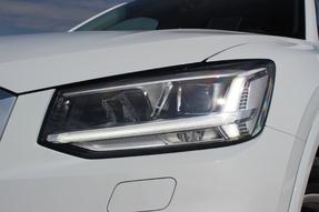 Les phares à LED sont jolis et efficaces, mais c'est une option à 1 400 € sur la finition Sport.