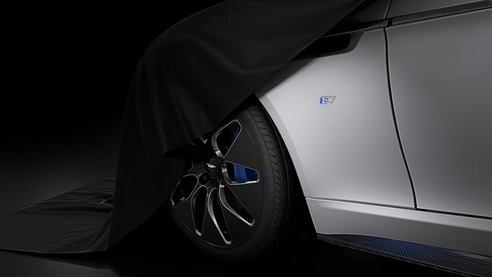 Aston Martin Rapide électrique: les premières informations techniques