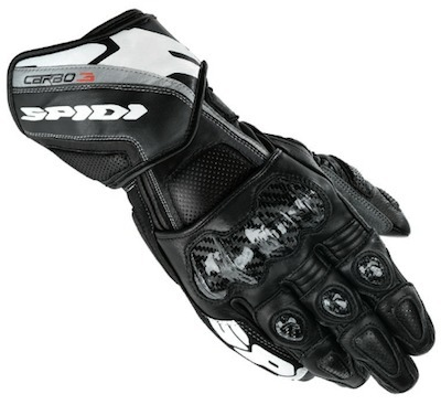 Spidi Carbo 3: gants racing.