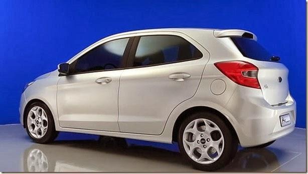 La nouvelle Ford Ka mondiale sera en Europe dès 2015