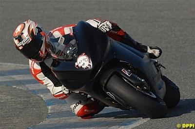 """Moto GP - Melandri: """"Je ne suis pas à l'aise"""""""
