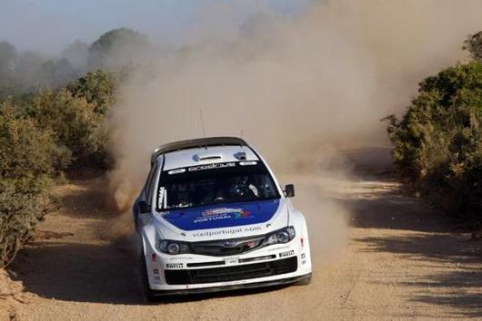 WRC Portugal Jour 2 : Loeb vaporise, Grönholm et Ogier s'évaporent