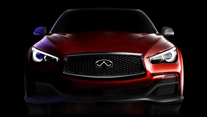 Detroit 2014 : Infiniti annonce une Q50 Eau Rouge inspirée de la F1