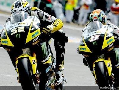 Moto GP - Allemagne: Tech3 a assuré l'essentiel