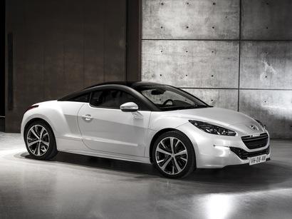 Mondial de Paris 2012 - La Peugeot RCZ restylée en fuite