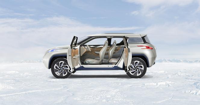 Mondial de Paris 2012 - Nissan TeRRA concept