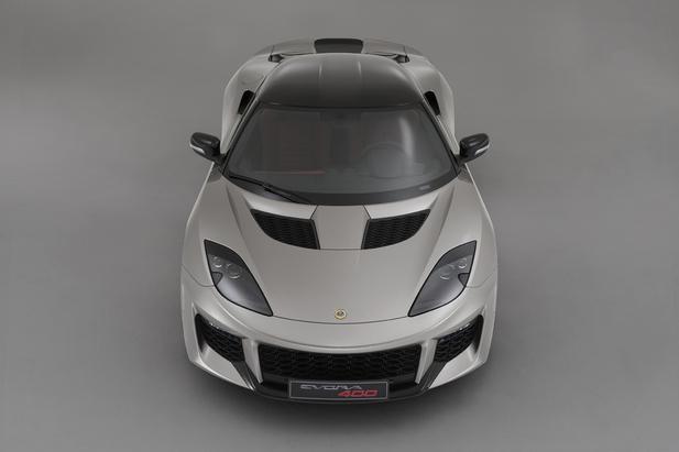 Salon de Genève 2015 - Lotus Evora 400, bien plus qu'un restyling