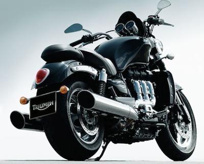 Triumph: essai  de la gamme Cruiser les 18 et 19 mars 2011.