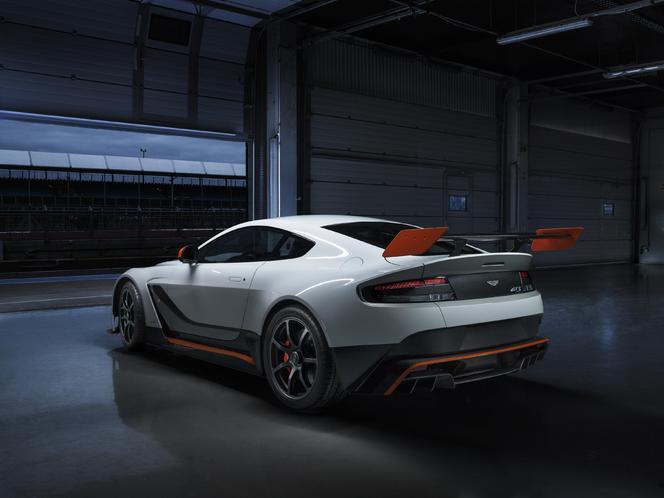Salon de Genève 2015 - Aston Martin Vantage GT3, la série limitée radicale