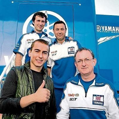 Moto GP: Yamaha a trouvé du Kocinsky chez Lorenzo