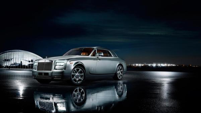 Guide des stands Mondial 2012 : Rolls-Royce rend hommage à l'aviation